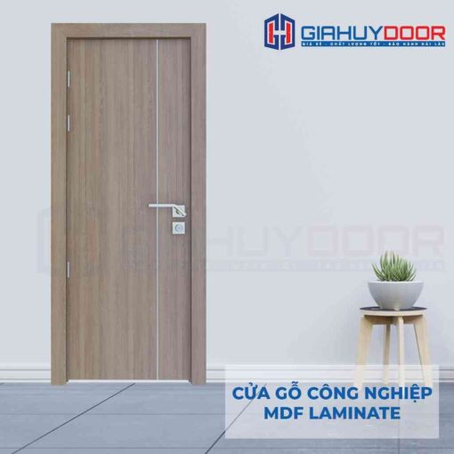 Cửa gỗ công nghiệp MDF Laminate P1R1s