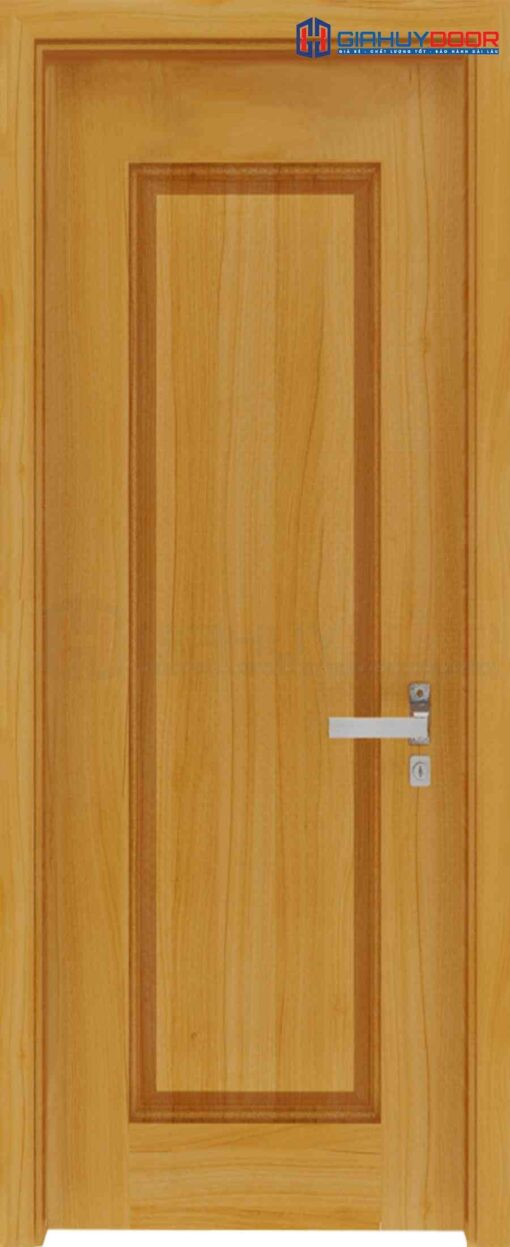 Cửa gỗ công nghiệp HDF Veneer SGD 1B soi (1)