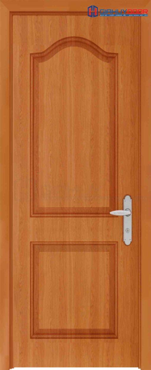 Cửa gỗ công nghiệp HDF Veneer SGD 2A xoan dao (2)