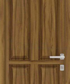 Cửa gỗ công nghiệp HDF Veneer SGD 6A oc cho (2)