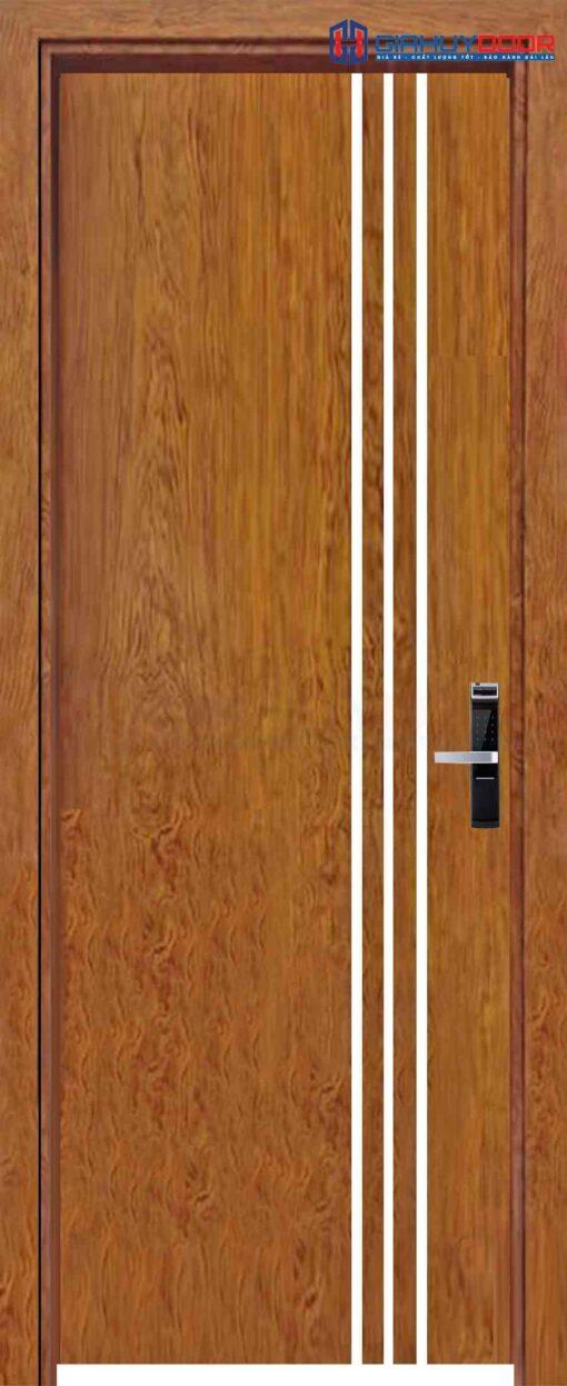 Cửa gỗ phủ nhựa PVC SGD Melamine P1R3