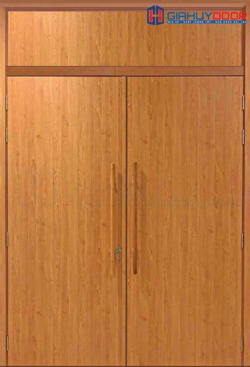 Cửa gỗ công nghiệp MDF Melamine P2 Fix