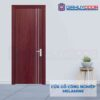 Cửa gỗ công nghiệp MDF Melamine P1R2 1