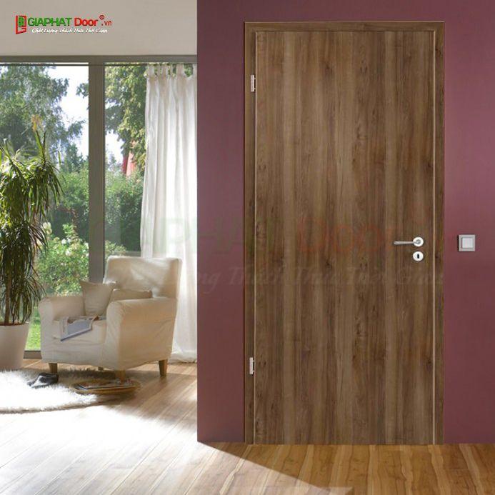 Cửa gỗ công nghiệp mdf veneer1