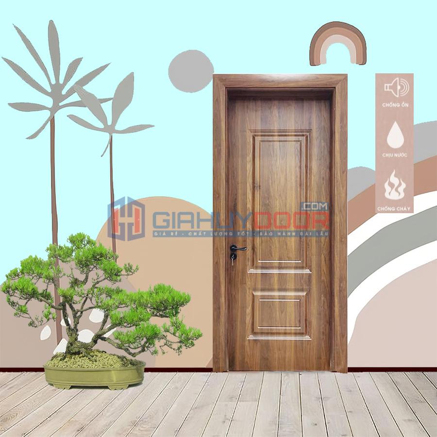 Báo giá cửa nhựa gỗ composite Sungyu SYA