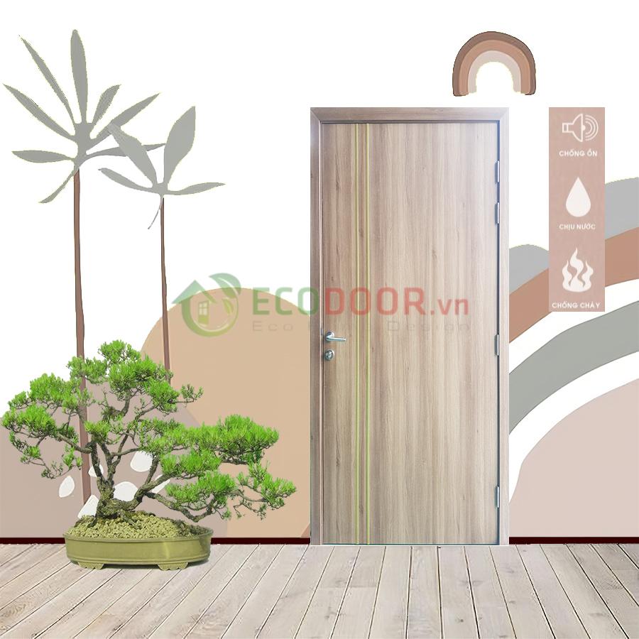Ưu điểm của cửa nhựa composite