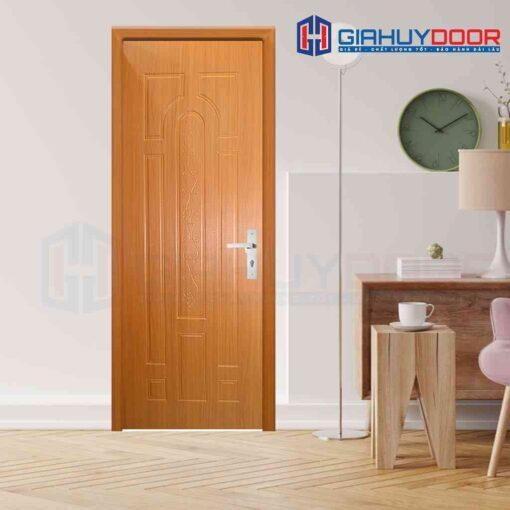 Cửa gỗ giá rẻ Sungyu SYB 645
