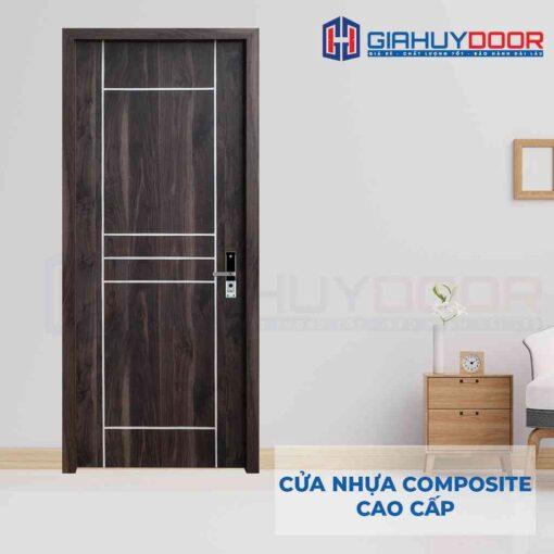 Cửa nhựa Composite SGD134-M07