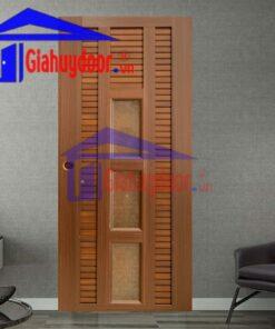 Cửa nhựa Đài Loan DL.YB.45, Cửa nhựa Đài Loan, Cửa nhựa cao cấp, cửa nhựa Đài Loan, Cửa nhựa vân gỗ, cửa nhựa giả gỗ, Cửa nhà vệ sinh, Cửa phòng tắm, Cửa thông phòng, cửa giá rẻ