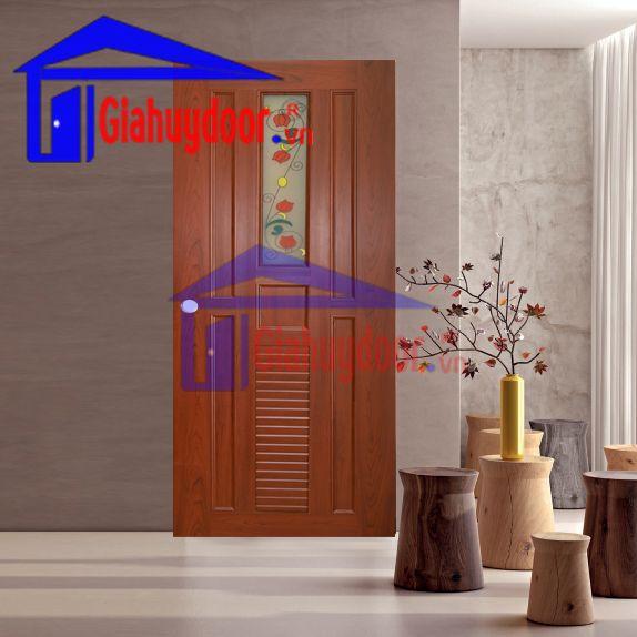 Cửa nhựa Đài Loan DL.YB.55, Cửa nhựa Đài Loan, Cửa nhựa cao cấp, cửa nhựa Đài Loan, Cửa nhựa vân gỗ, cửa nhựa giả gỗ, Cửa nhà vệ sinh, Cửa phòng tắm, Cửa thông phòng, cửa giá rẻ
