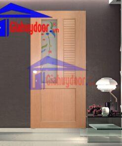 Cửa nhựa Đài Loan DL.YO.85, Cửa nhựa Đài Loan, Cửa nhựa cao cấp, cửa nhựa Đài Loan, Cửa nhựa vân gỗ, cửa nhựa giả gỗ, Cửa nhà vệ sinh, Cửa phòng tắm, Cửa thông phòng, cửa giá rẻ