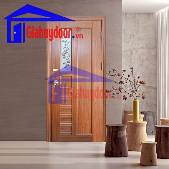 Cửa nhựa Đài Loan DL.YQ.25, Cửa nhựa Đài Loan, Cửa nhựa cao cấp, cửa nhựa Đài Loan, Cửa nhựa vân gỗ, cửa nhựa giả gỗ, Cửa nhà vệ sinh, Cửa phòng tắm, Cửa thông phòng, cửa giá rẻ