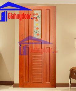 Cửa nhựa Đài Loan DL.YQ.55, Cửa nhựa Đài Loan, Cửa nhựa cao cấp, cửa nhựa Đài Loan, Cửa nhựa vân gỗ, cửa nhựa giả gỗ, Cửa nhà vệ sinh, Cửa phòng tắm, Cửa thông phòng, cửa giá rẻ