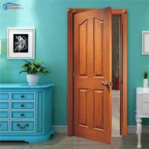 Cửa gỗ HDF Veneer GHD Da cua hdf 4A2 0886.500.500