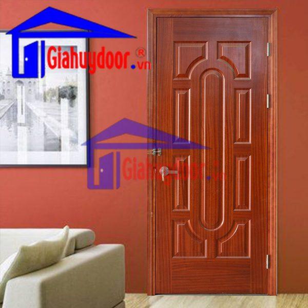 Đơn giá cửa gỗ chống cháy mới nhất năm 2021 tại Giahuy Door