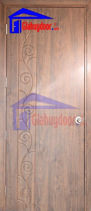Cửa gỗ chống cháy GCC.P1R2C-XOAN DAO