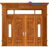 Cửa thép vân gỗ GHDGS4H15H8K-mau-vang
