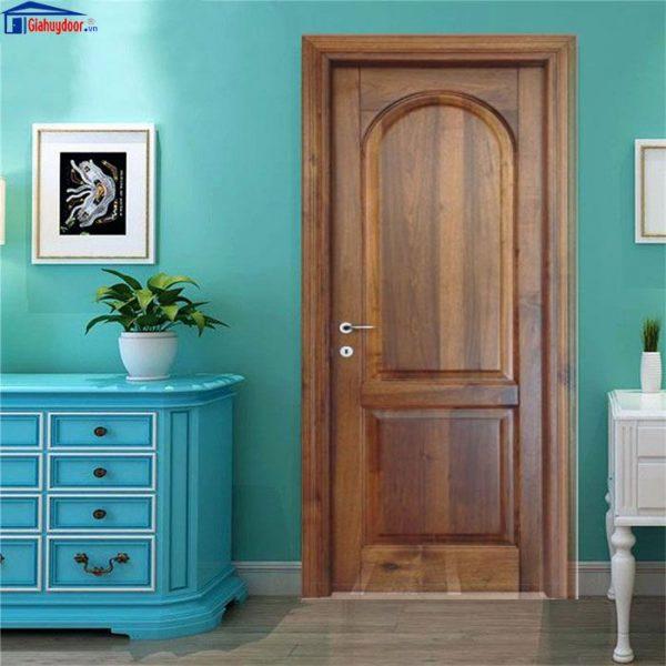 Cửa gỗ tự nhiên GHD GTN 2A