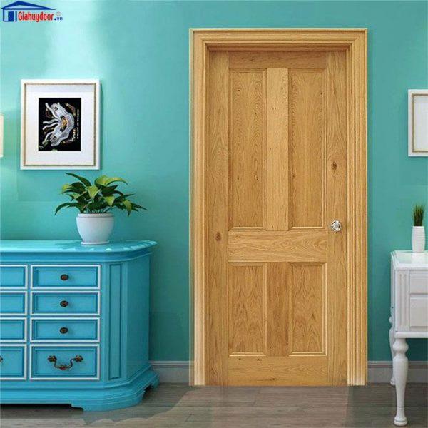 Cửa gỗ tự nhiên GHD GTN 4A Ash