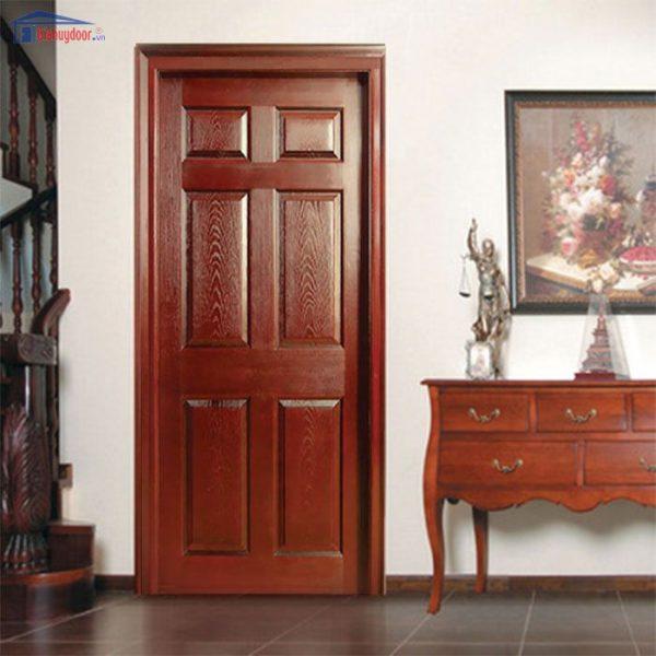 Cửa gỗ HDF Veneer GHD HDF Veneer 6A Cam xe 0886.500.500