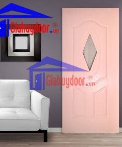 Cửa Gỗ Công Nghiệp HDF HDF.3BG-C4, Cửa gỗ công nghiệp HDF, Cửa gỗ HDF, Cửa gỗ công nghiệp, Cửa gỗ cao cấp, Cửa gỗ nhà ở, Cửa gỗ cách âm, Cửa gỗ chất lượng cao,