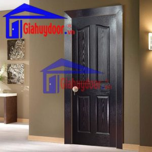 Cửa Gỗ Công Nghiệp HDF HDF.6B-C14, Cửa gỗ công nghiệp HDF, Cửa gỗ HDF, Cửa gỗ công nghiệp, Cửa gỗ cao cấp, Cửa gỗ nhà ở, Cửa gỗ cách âm, Cửa gỗ chất lượng cao,