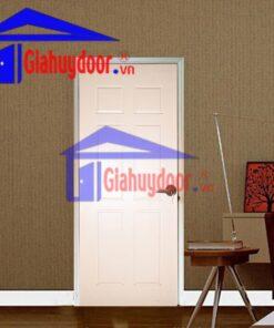 Cửa Gỗ Công Nghiệp HDF HDF.6B-C8, Cửa gỗ công nghiệp HDF, Cửa gỗ HDF, Cửa gỗ công nghiệp, Cửa gỗ cao cấp, Cửa gỗ nhà ở, Cửa gỗ cách âm, Cửa gỗ chất lượng cao,