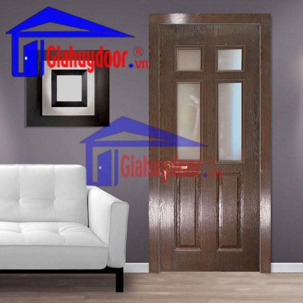 Cửa Gỗ Công Nghiệp HDF HDF.6B4G-C13, Cửa gỗ công nghiệp HDF, Cửa gỗ HDF, Cửa gỗ công nghiệp, Cửa gỗ cao cấp, Cửa gỗ nhà ở, Cửa gỗ cách âm, Cửa gỗ chất lượng cao,