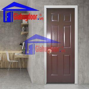 CỬA GỖ CÔNG NGHIỆP HDF Veneer HDF.V6A-CAM XE, Cửa gỗ công nghiệp HDF, Cửa gỗ HDF, Cửa gỗ HDF Veneer, Cửa gỗ công nghiệp, Cửa gỗ cao cấp, Cửa gỗ nhà ở, Cửa gỗ cách âm, Cửa gỗ chất lượng cao,