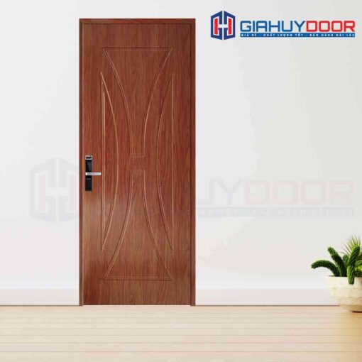 Cửa gỗ giá rẻ LX1-100