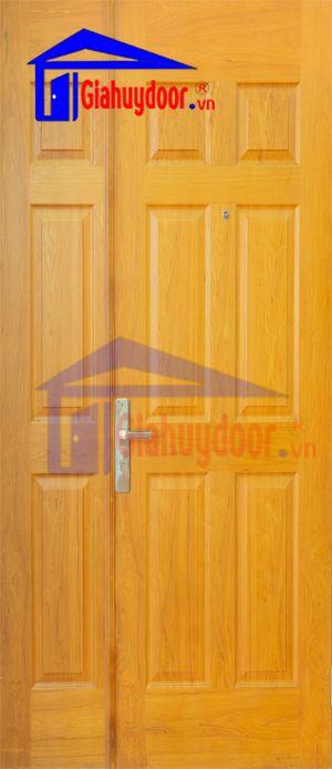 Cửa gỗ công nghiệp MDF VENEER MDF.MBC.V9B-ASK