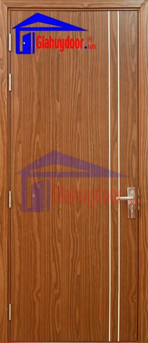 Cửa gỗ công nghiệp MDF VENEER MDF.MP1R2-Ask