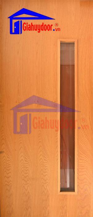 Cửa gỗ công nghiệp MDF VENEER MDF.VP1G-XOAN DAO