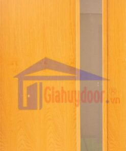 Cửa gỗ công nghiệp MDF VENEER MDF.VP1GL-OAK