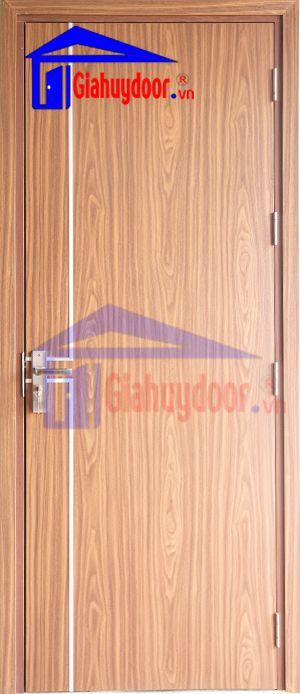 Cửa gỗ công nghiệp MDF VENEER MDF.VP1R1-ASK