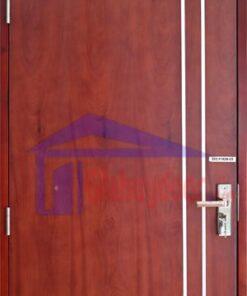 Cửa gỗ công nghiệp MDF VENEER MDF.VP1R2N-Cx