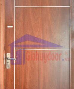 Cửa gỗ công nghiệp MDF VENEER MDF.VP1R4b-Ask