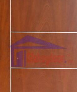 Cửa gỗ công nghiệp MDF VENEER MDF.VP1R5-SAPELE