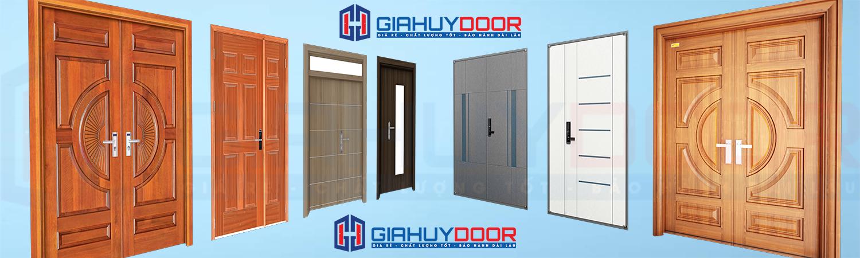 Một số mẫu cửa thích hợp dùng làm cửa nhà chính của Gia Huy Door