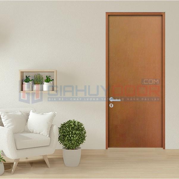 Mẫu cửa gỗ đẹp sang trọng