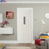Cửa nhựa nhà vệ sinh GHD 01-802CG
