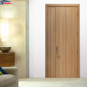 Cửa gỗ công nghiệp MDF Laminate GHD L1D2 0886.500.500