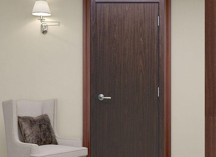 Cửa gỗ công nghiệp MDF Laminate GHD M1 0886.500.500