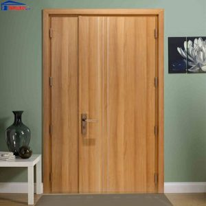 Cửa gỗ MDF MELAMINE GHD M1D2 giahuydoor 0886.500.500