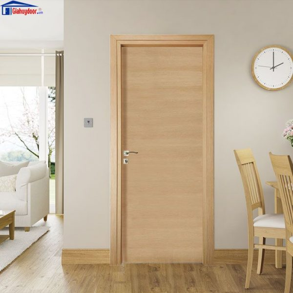 Cửa gỗ MDF MELAMINE GHD M1N1 giahuydoor 0886.500.500