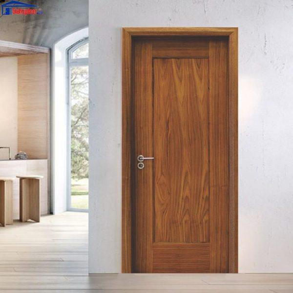 Cửa gỗ công nghiệp MDF Laminate GHD M1R4