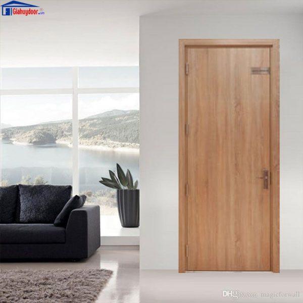 Cửa gỗ MDF MELAMINE GHD M5 giahuydoor 0886.500.500