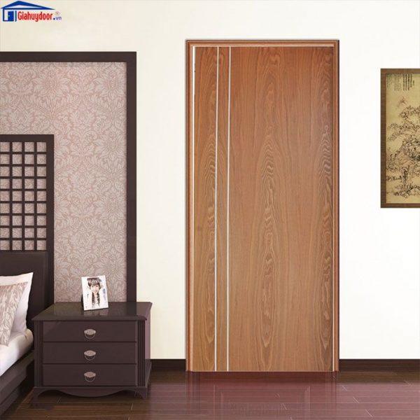 Cửa gỗ MDF MELAMINE GHD P1R2a