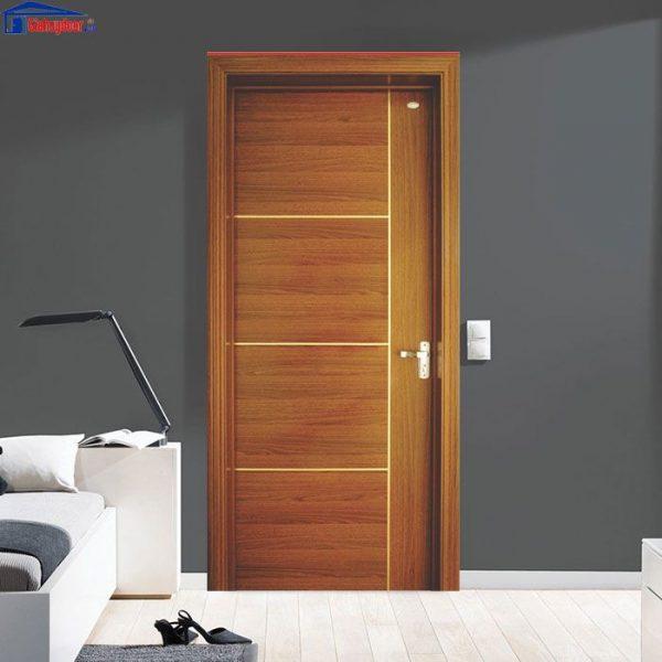 Cửa gỗ MDF MELAMINE GHD P1R4b