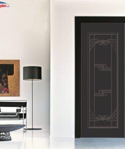 Cửa nhựa gỗ SUNGYU GHD SYA-340 giahuydoor 0886.500.500